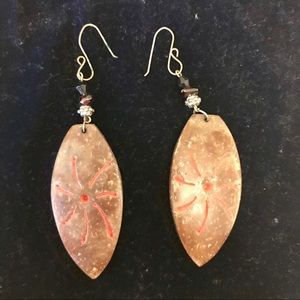 Jewelry - African hand made earrings